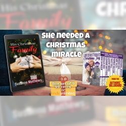 Unforgettable Christmas Joy:<br />Hope and Promises
